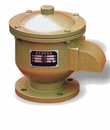 进口碳钢防爆阻火呼吸阀