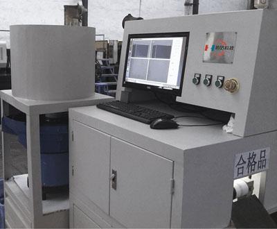 尺寸检测设备,汽车轮毂尺寸自动检测,轮毂大小自动检测