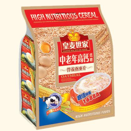 广东皇麦世家,皇麦世家食品,营养麦片厂家