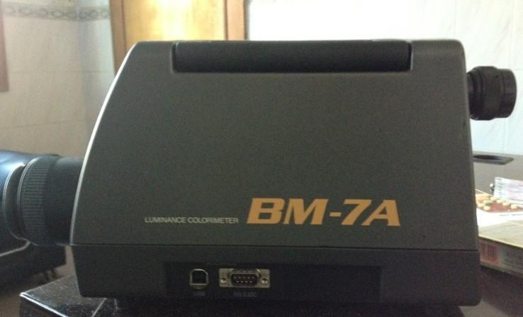 现金回收Topcon BM-7A 亮度色度计拓普康BM-7A