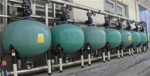 球形浅层介质过滤器AGF
