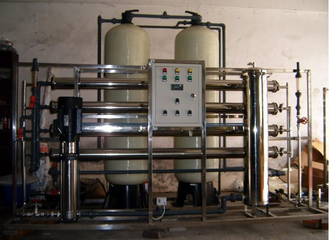 珠海电路板厂用超纯水设备 EDI高纯水设备