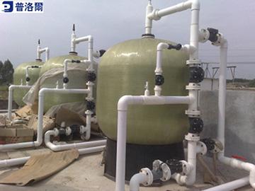 供应普洛尔海水淡化设备 水处理环保设备 反渗透设备