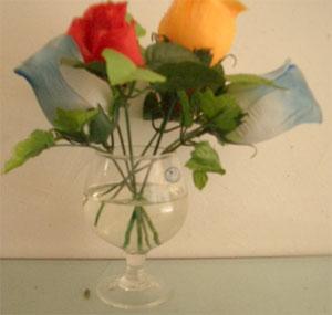 透明度高软质假水胶,插花灌注用高透明假水