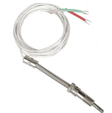 压簧式固定热电偶 西安精敏厂商 现货供应