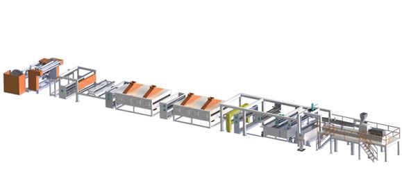 PVB薄膜生产线