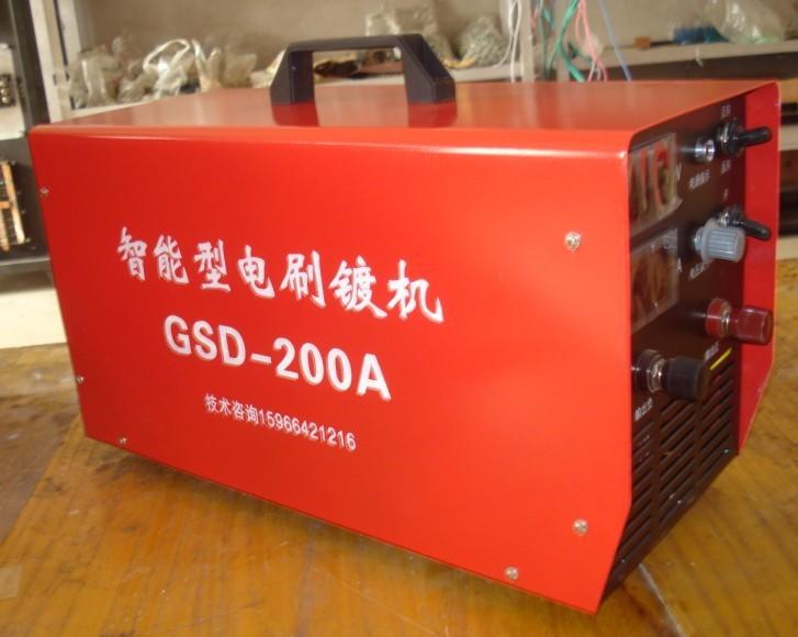 电刷镀机的广泛运用,电刷镀技术应用