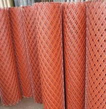哈尔滨钢板网 菱形网 脚踏网 抹墙网 不锈钢钢板网