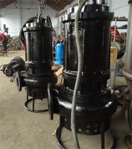 富阳潜水矿石泵 料浆泵 渣浆泵