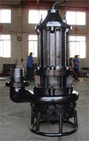 乐清自动搅拌粉煤灰泵 灰渣泵 吸沙泵