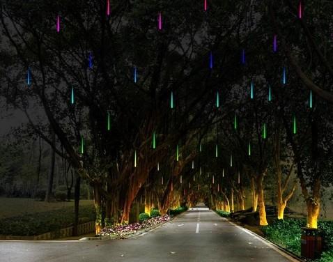 成都LED流星雨生产厂家