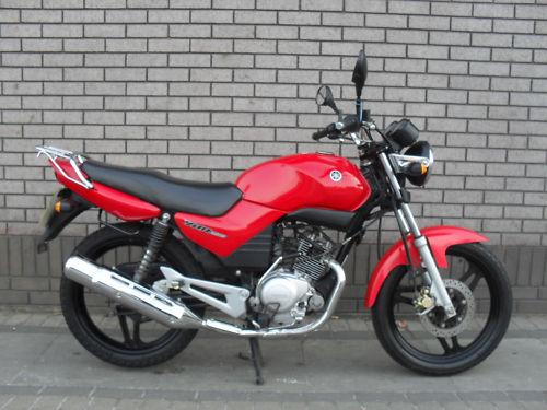 雅马哈天剑YBR125摩托车最新报价