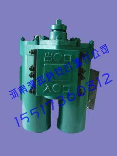 SPL-15双筒网片式油滤器