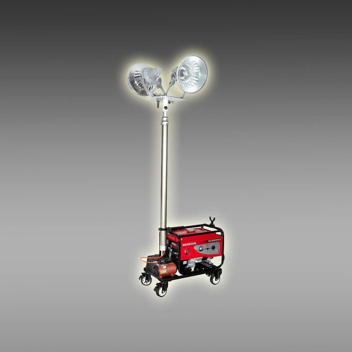 全方位自动升降工作灯 YDM5200