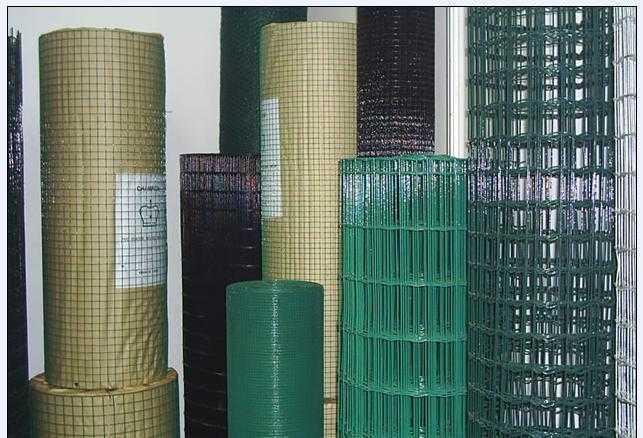 供应电焊网 浸塑电焊网 镀锌电焊网 细丝电焊网