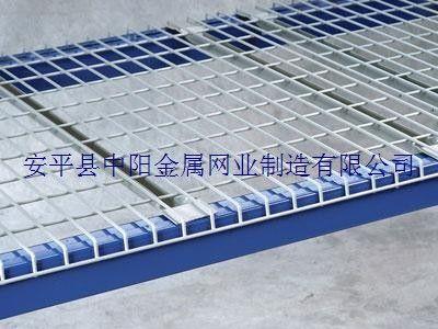 供应仓储货架用金属丝网托盘