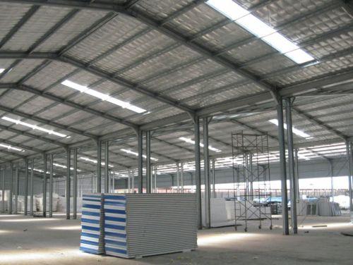 金华厂房设计出图,金华钢结构厂房制作