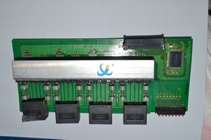 X508A H2808340日本东芝电脑V21输入输出板