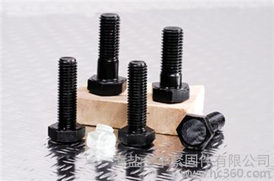DIN933 12.9级外六角螺栓镀镍
