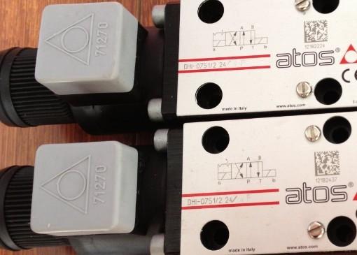 SDHI-0631/2/A23 意大利阿托斯电磁换向阀