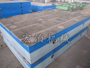 武汉铆焊平板,铸铁焊接平台,地平台