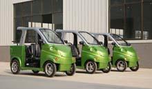 四轮电动代步车 老年代步车 全新款欧美风格系列老年电动汽车