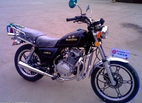 豪爵摩托车125价格