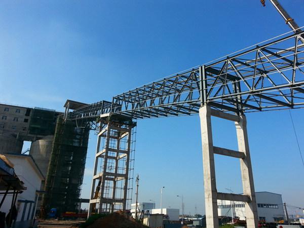 钢栈桥 钢桁架