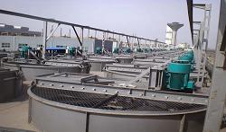 炼钢工程旋流池