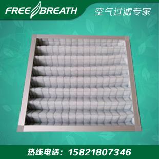 空气过滤器厂家供应菲柏斯铝框初效板式过滤器
