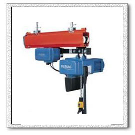 挂钩式德马格电动葫芦 运行式德马格电动葫芦配备电动小车