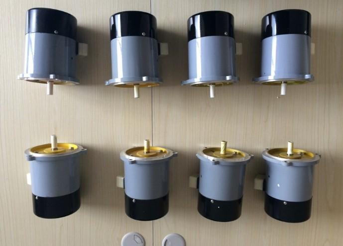 测速发电机碳刷
