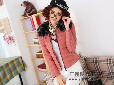 羽绒服批发市场女装时尚羽绒服