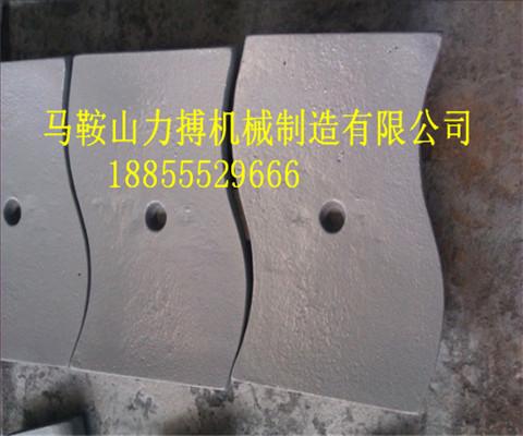 供应徐州利勃海尔JS3000搅拌机高铬合金衬板