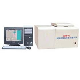 微机制冷型量热仪 快速量热仪