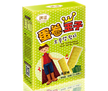 韩滋婴幼儿食品韩滋蛋卷王子系列经销商信赖的品牌