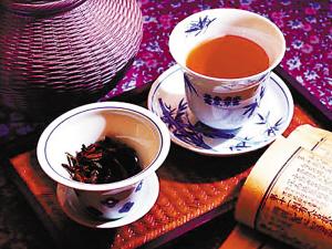 香气纯正一级精研黑砖茶中茶牌安化黑茶