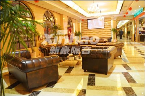 郑州洗浴中心隔音装修设计 洛阳洗浴中心噪声治理