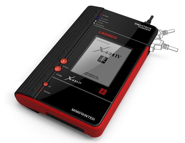 元征四代x431汽车诊断仪
