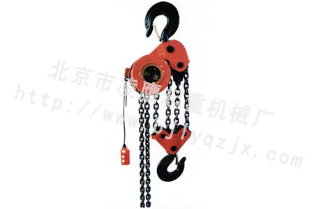 群吊环链葫芦建筑爬架电动葫芦厂家