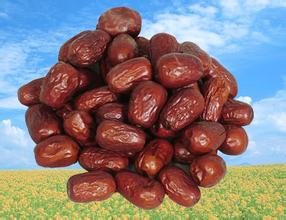 哪里产的大枣好吃就选新疆和田大枣