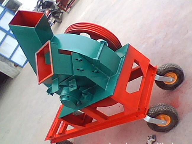 木屑机|木材削片机|木粉机认准万隆机械