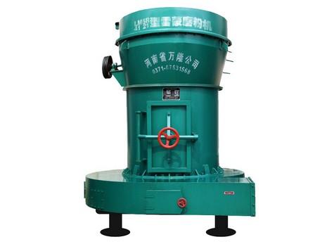 跟随市场潮流绿色环保磨粉机供不应求