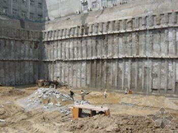 南宁基坑支护设计与施工 建材桂林地质工程勘察院