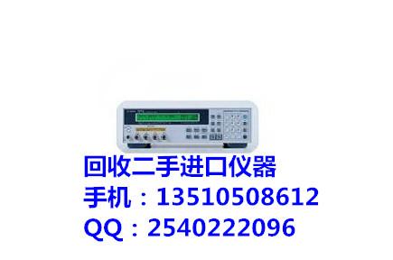HP4288A回收HP4288A电桥