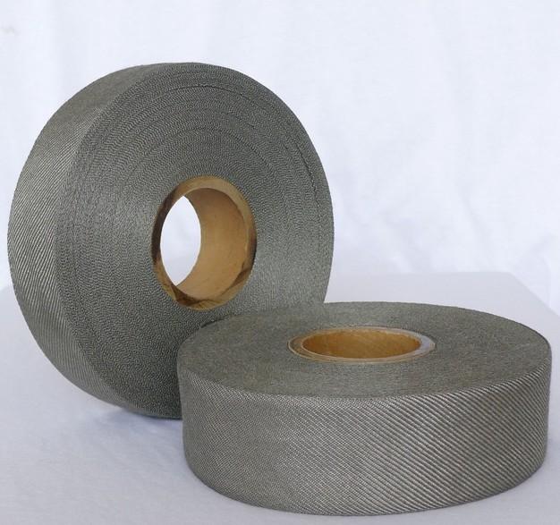 高温金属带,不锈钢纤维金属布擦玻璃 触摸屏 镜面提高成品率,东莞周围