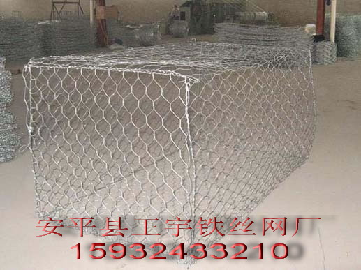 镀锌铅丝笼镀锌铅丝石笼网镀锌铅丝笼防护河道治理镀锌铅丝笼