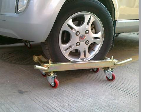 机械式移车器 手动拖车器 汽车移位器 轮式手动移车器