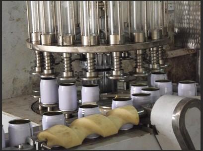 GTS60自动异型罐真空封罐机-金属罐封罐机厂家虹桥