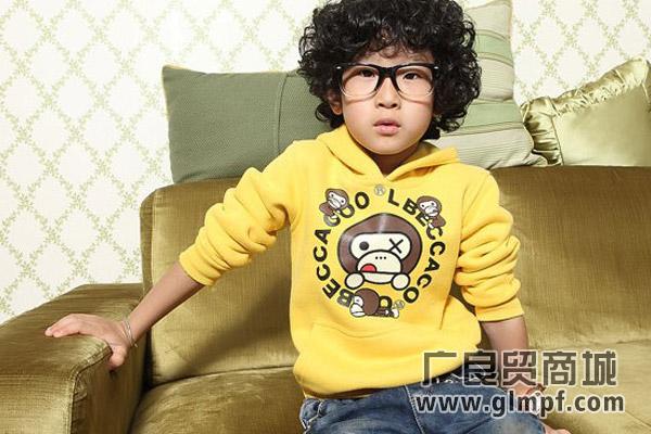 童装卫衣批发韩版童装卫衣